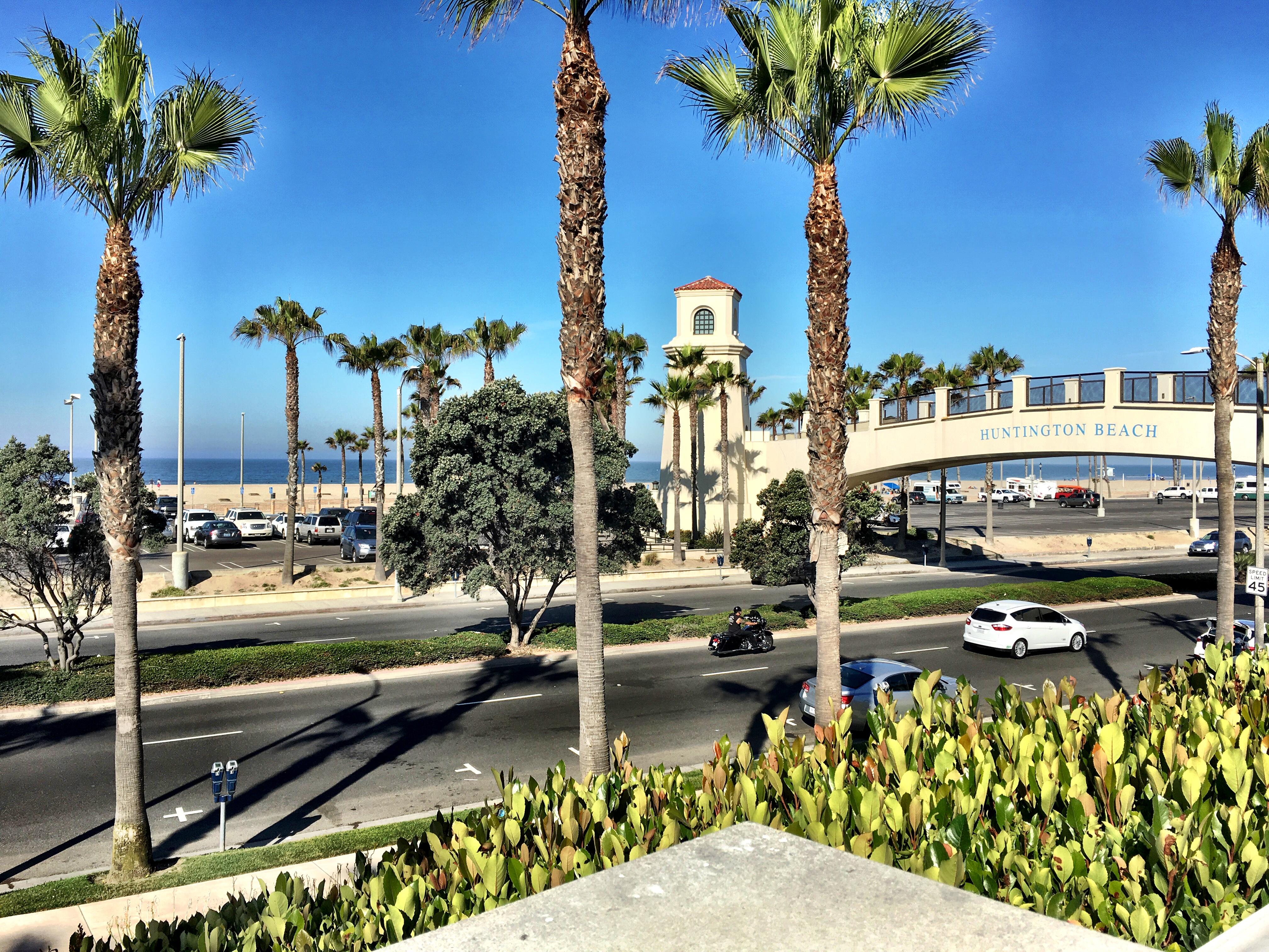 Hyatt Huntington Beach Parking